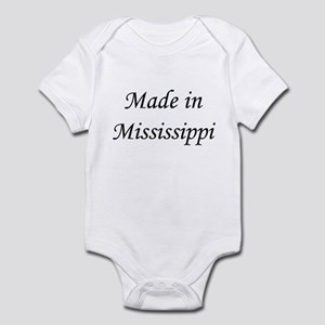 Mississippi Infant Bodysuit