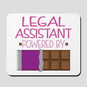 Legal Assistant Mousepad