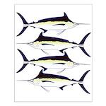 Black Marlin v2 Posters