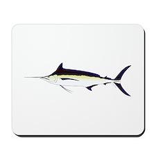 Black Marlin v2 Mousepad