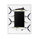 Black Marlin v2 Picture Frame
