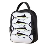 Black Marlin v2 Neoprene Lunch Bag