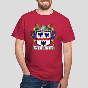 McCormick Coat of Arms Dark T-Shirt