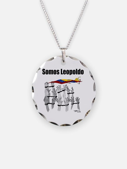 Somos Leopoldo/ Somos Venezu Necklace