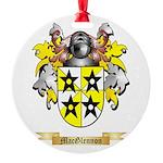 MacGlennon Round Ornament