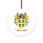 MacGlennon Ornament (Round)