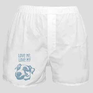 Parson Russell Terrier Boxer Shorts
