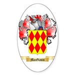 MacGlavin Sticker (Oval 50 pk)
