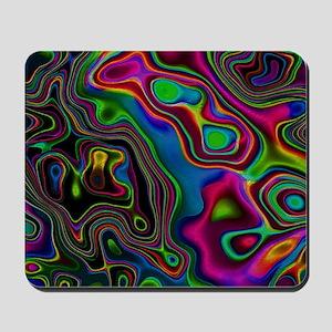 Vibrant Fantasy Mousepad