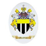 MacGinn Ornament (Oval)