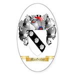MacGinley Sticker (Oval 10 pk)