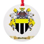 MacGing Round Ornament