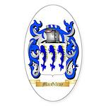 MacGilroy Sticker (Oval 10 pk)