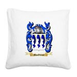 MacGilroy Square Canvas Pillow