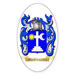 MacGilmartin Sticker (Oval 10 pk)