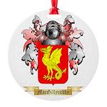 MacGillycuddy Round Ornament