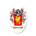 MacGillycuddy 35x21 Oval Wall Decal
