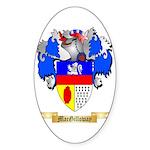 MacGilloway Sticker (Oval 50 pk)