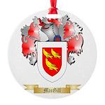 MacGill Round Ornament