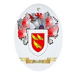 MacGill Ornament (Oval)