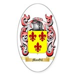 MacGil Sticker (Oval 10 pk)