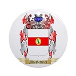 MacGettrick Ornament (Round)