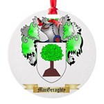 MacGeraghty Round Ornament