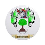 MacGeraghty Ornament (Round)