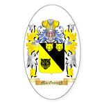 MacGeough Sticker (Oval 10 pk)