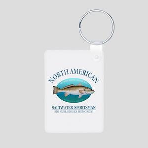 NASM (redfish) Keychains