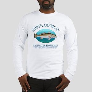 NASM (redfish) Long Sleeve T-Shirt
