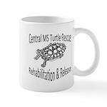 CMTR Map Turtle Mugs