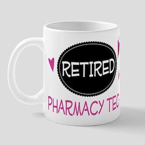 Retired Pharmacy Tech Mug