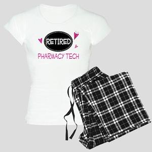 Retired Pharmacy Tech Women's Light Pajamas