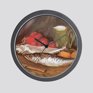 Still Life by Vincent van Gogh Wall Clock