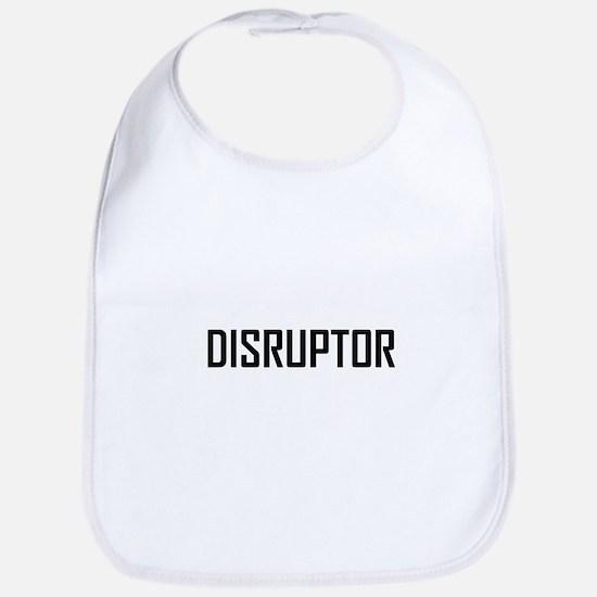 Disruptor Technology Business Baby Bib