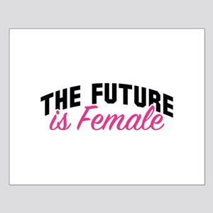 The Future Is Female Small Poster