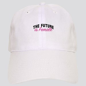 The Future Is Female Cap