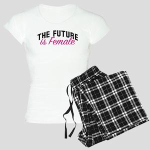 The Future Is Female Women's Light Pajamas