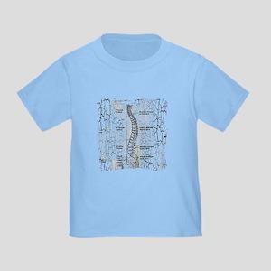 """""""Crackle Back/D.C."""" Toddler T-Shirt"""