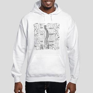"""Crackle Back/D.C."" Hooded Sweatshirt"