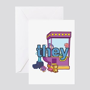 They Greeting Cards