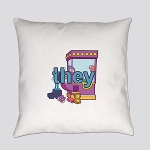 they Everyday Pillow