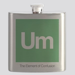 The Element of Confusion Flask