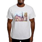 ParisCityscapePointillism021511 T-Shirt