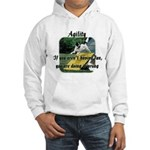 Agility Fun! Hooded Sweatshirt