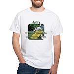 Agility Fun! White T-Shirt
