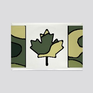Canadian Flag Camo Treeline Light Green Wo Magnets