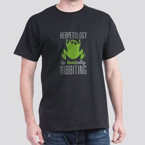 Herpetology Ribbiting T-Shirt