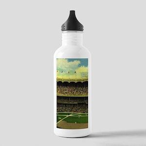 Vintage Sports Basebal Stainless Water Bottle 1.0L